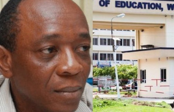 Nigerian Prof Austin Nwagbara Insults Ghana Universities?