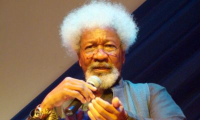 'Terrorists' Arrested Sowore Not DSS - Soyinka