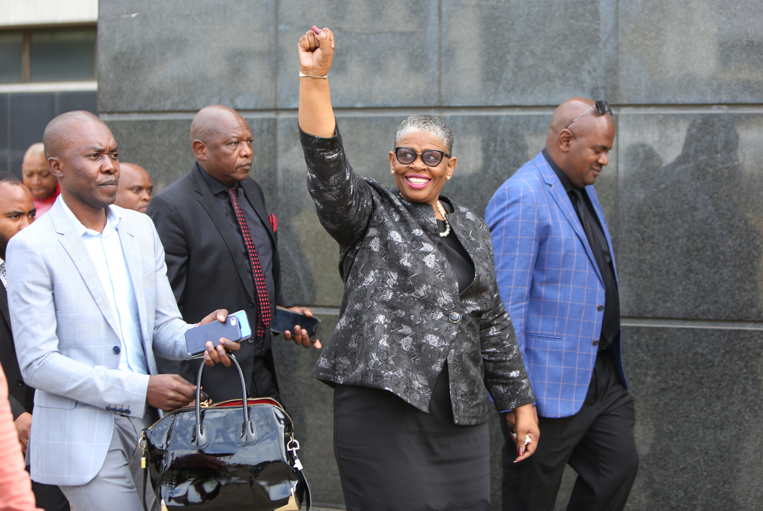 Corruption-accused Former Mayor, Zandile Gumede Returns To Office As KZN MPL