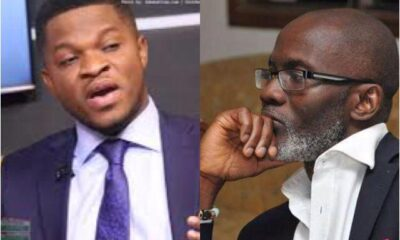 """Your Pay From The """"Fraudulent Agyapa Deal"""" Can Pay Ghanaian Footballers For 4 Years – Sammy Gyamfi Brilliantly Lectures Gabby"""
