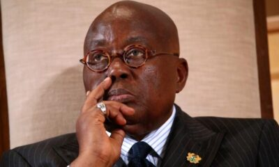 Ghanaians Blast Akufo-Addo For Praising Himself After Spending 5 Billion Cedis To Feed The Poor For Just 3 Weeks