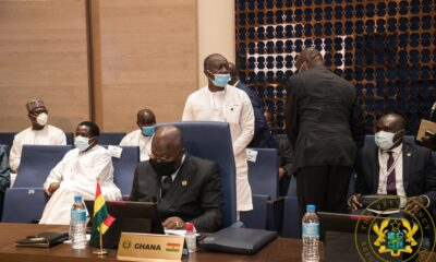ECOWAS Chair Akufo-Addo Sleeping On National And International Issues – Amaliba