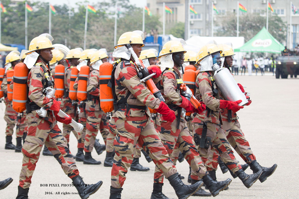 Ghana National Fire Service Recruitment 2020/2021 - How To Apply