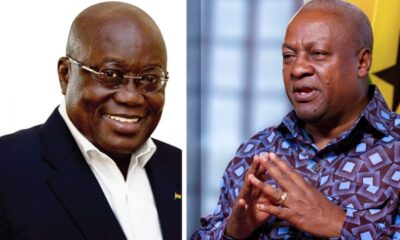 Ghana Was One Of The Safest Countries Until Akuffo-Addo – John Mahama