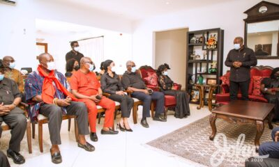 Government officials prevented John Mahama from signing Rawlings' book of condolence – Asiedu Nketia Reveals