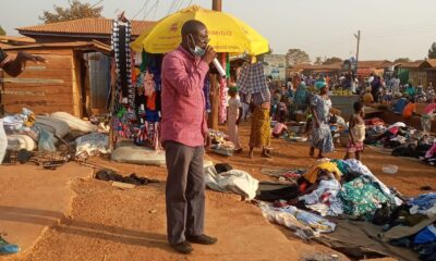 Video: Former NPP Minister, Andrew Awuni Seen Preaching On The Streets Of Kpassa