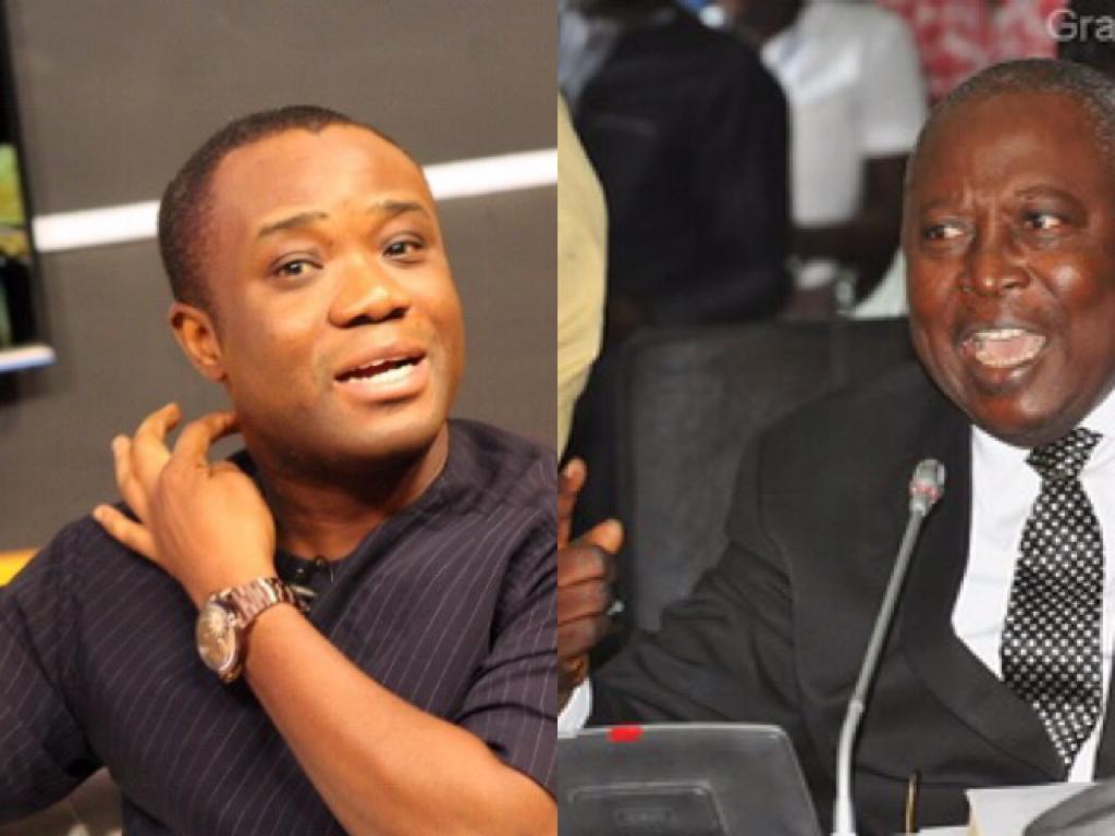 Fearless Felix Ofosu Kwakye Drops Fresh Bombshell On Martins Amidu And Exposes The NPP