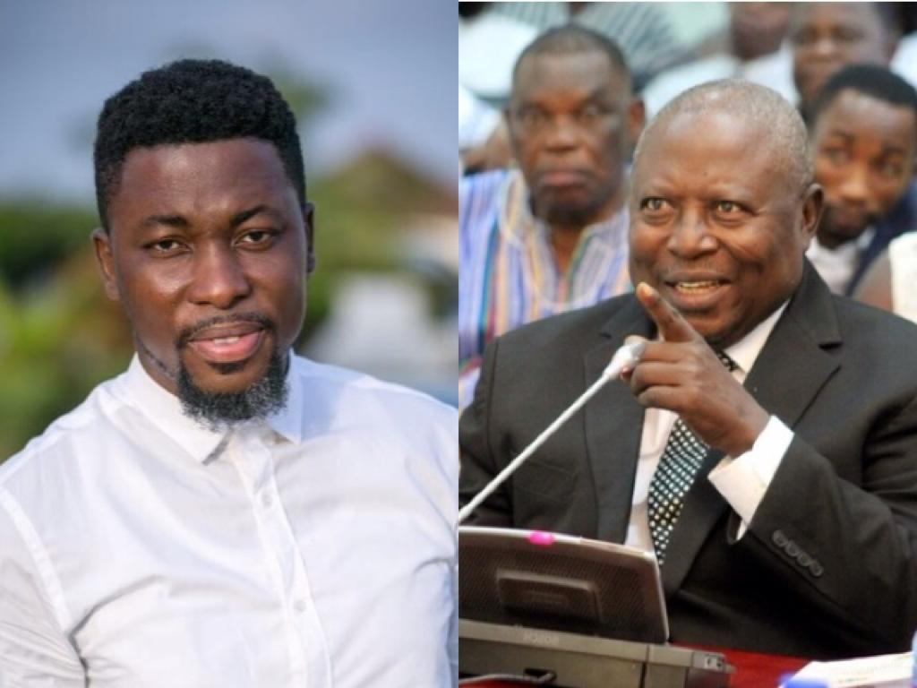You Are Useless And Stupid If You Can Only Wait For Suspects To Submit Themselves For Investigation - A Plus Tells Martin Amidu