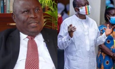 Akufo-Addo's Cousin, Ofori-Atta Came To My House When I Was Writing Agyapa Report – Martin Amidu