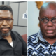 You gave the whole ECG to your Barber and his girlfriend - A- Plus Boldly tells Akufo- Addo