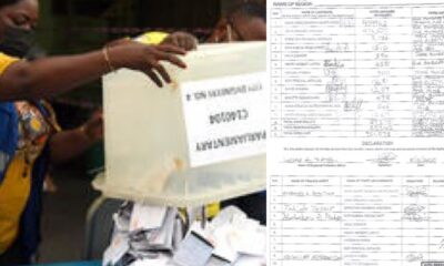 Another Expose Reveals How EC Added 90,000 To Akufo-Addo's Votes In The Northern Region