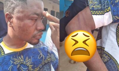 NPP Communicator Known For Insultulting Mahama Finally Meets His Meter, received 40 lashes for insulting a Queen Mother