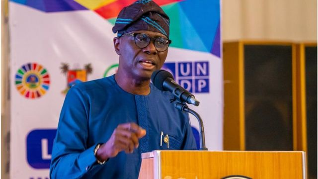 Sanwo-Olu Issues Directives To Immigration On COVID-19 Third Wave