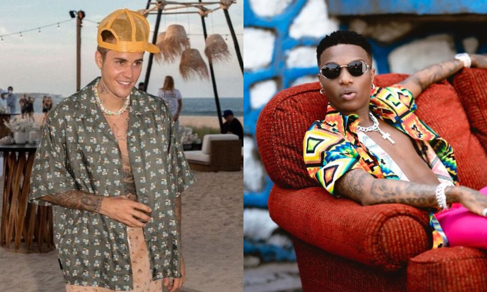 VIDEO: Justin Bieber Spotted Jamming To Wizkid's 'Essence' Song