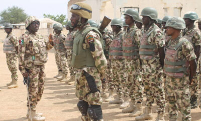 Military arrests 12 suspects over Jos killings
