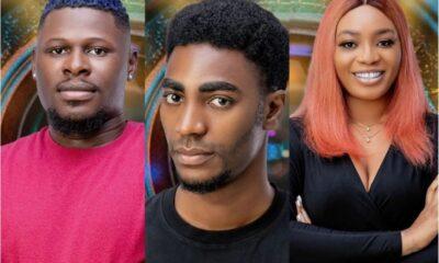 BBNaija 2021: Yerins, Niyi, Beatrice Have Been Evicted