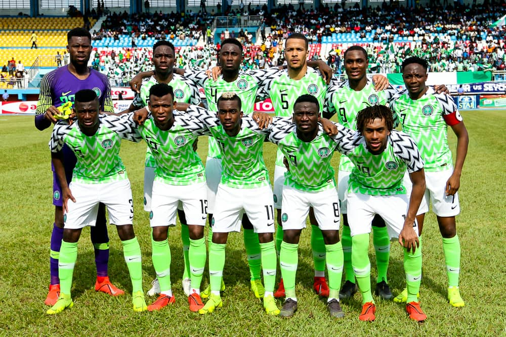 AFCON 2021: Nigeria Drawn With Egypt, Sudan, Guinea-Bissau In Group D