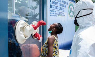COVID-19: Nigeria's Infection Rate Hits 199,333