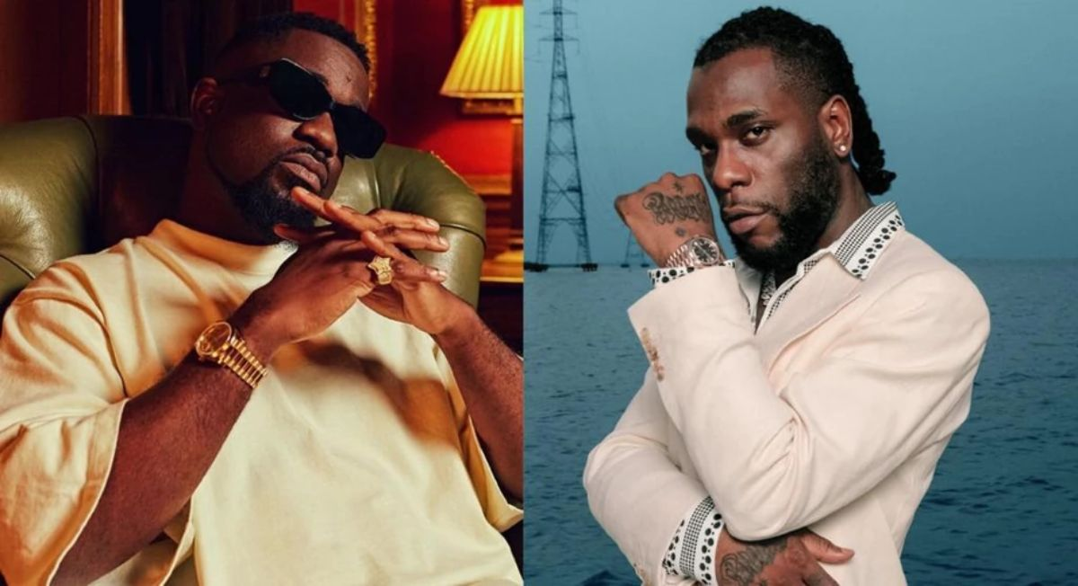 'Burna Boy isn't the first afrobeat act to sell out Apollo, I did it before him' - Sarkodie