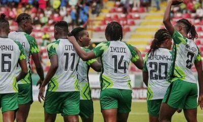 Aisha Buhari Cup: Super Falcons, Bayana Bayana Set For Final Day Battle